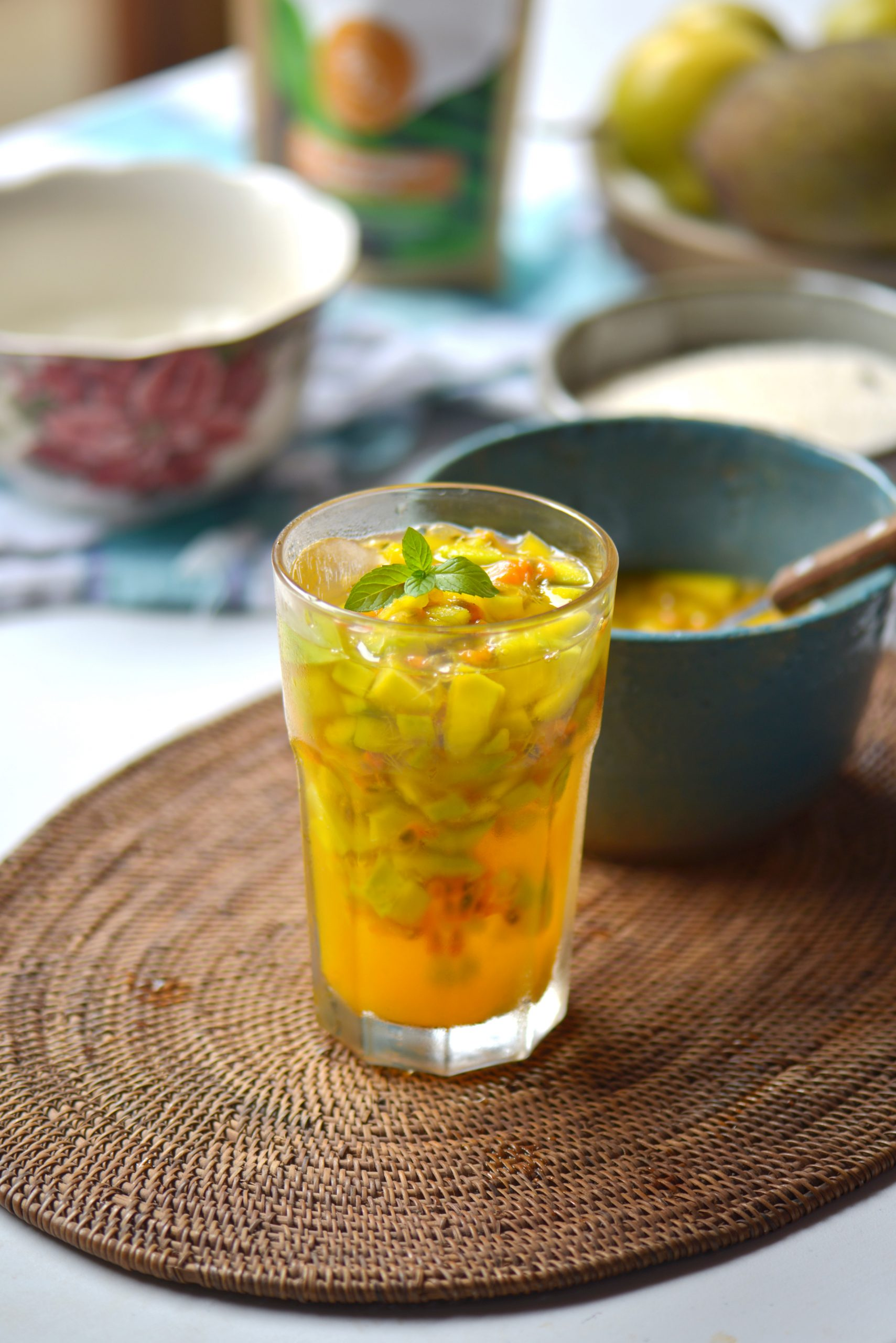 Es Markisa Kweni- Kaya Vitamin C & Penambah Nafsu Makan